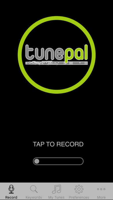 Tunepal review screenshots