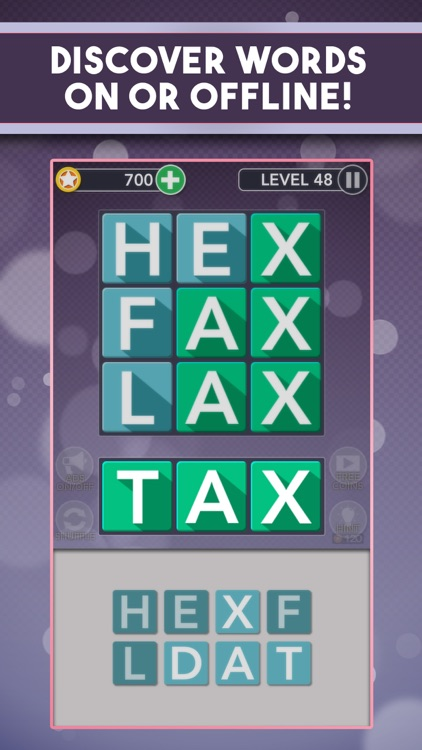 Word Bound: Word Games Puzzles screenshot-3