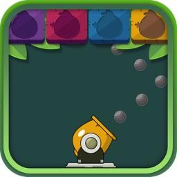 Cannon Shooter : Ball Brick Breaker
