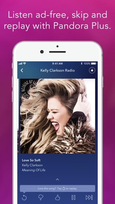 Pandora Music screenshot 3