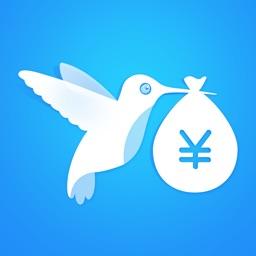 蜂鸟钱包-小额借款,您随身的信用钱包
