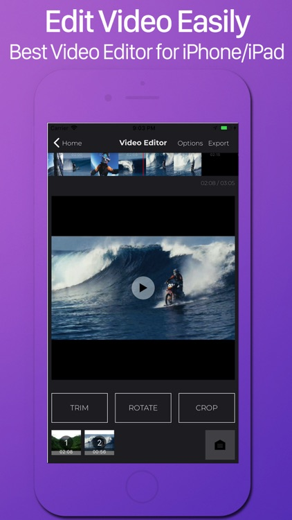 VideoEditor - Video Editor #