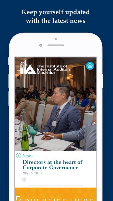 IIA Mauritius screenshot two