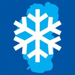 Tahoe Snow Map & Webcams
