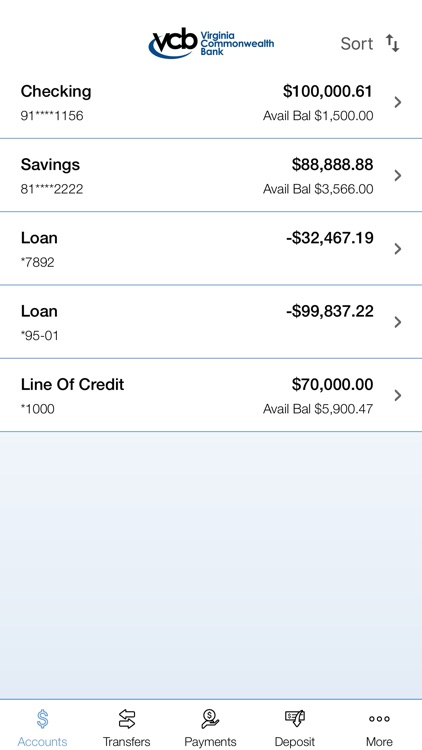 VCB Mobile Banking screenshot-2