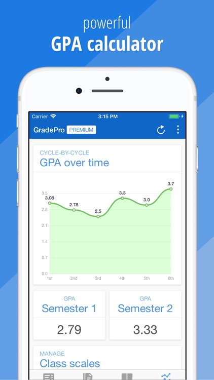 GradePro for grades screenshot-4