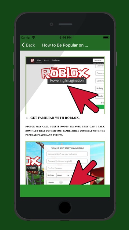 Guide get R$ & Tix for Roblox by hamza ouroui