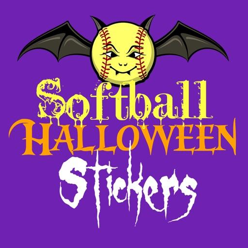 Softball Halloween