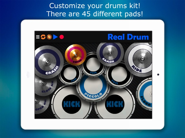 Real Drum - Drums Pads on the App Store