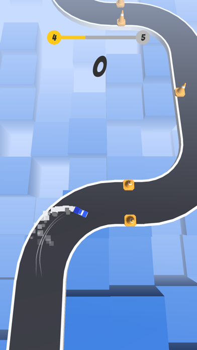 ZigZagDrift screenshot 1