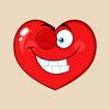 Heart Emoji Stickers Pack