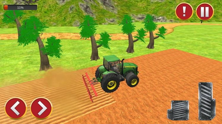 Offroad Fruit Delivery Truck screenshot-4
