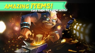 Dungeon Legends - Quest Hunter Screenshot on iOS