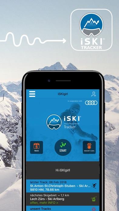 Screenshot for iSKI Tracker - Skitagebuch in Czech Republic App Store