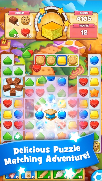 Cookie Jam - Match 3 Games screenshot-3