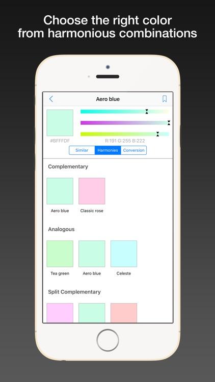 Color Inspiration Tool Kit PRO screenshot-4