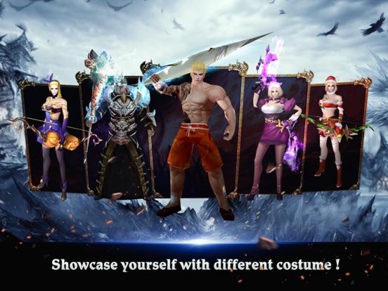 Скачать игру Clash For Dawn-3D PVP MMORPG
