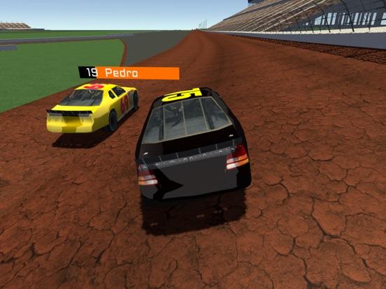 Скачать игру Dirt Track American Racing
