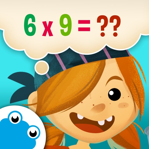 Captain Math by Chocolapps