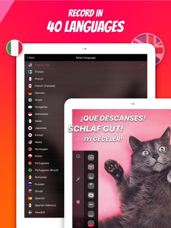 Clipomatic - Text on videos screenshot 8