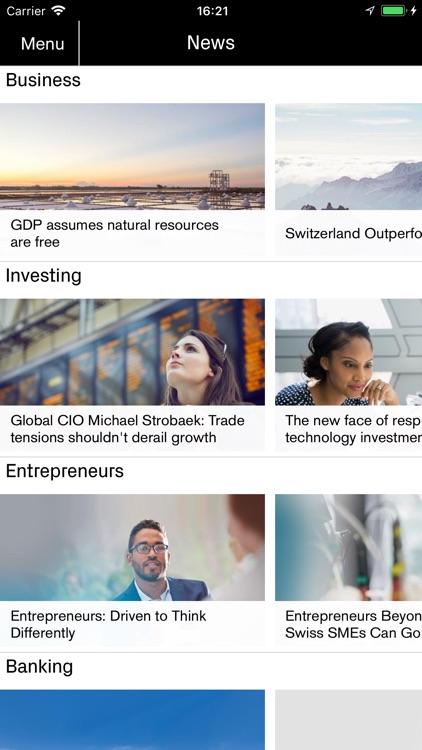 Credit Suisse Direct – Banking screenshot-4