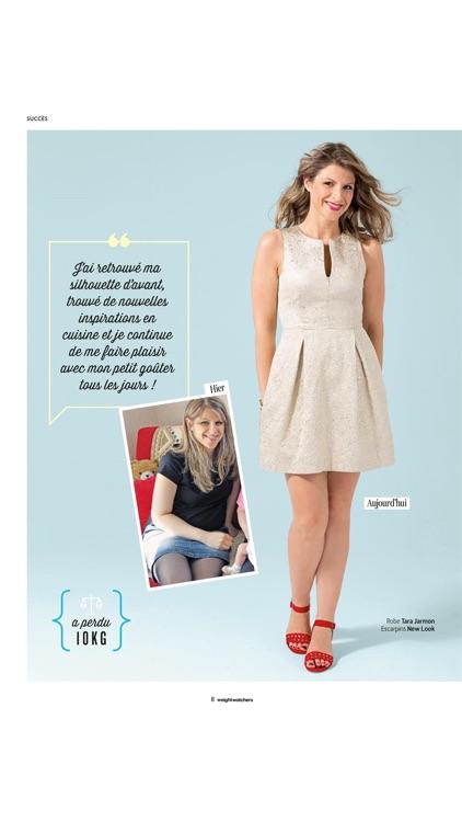 Weight Watchers Magazine France screenshot-3