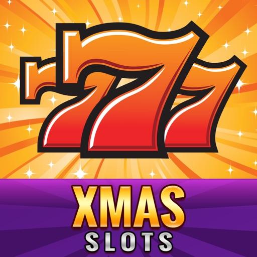 Xmas Slot Machine Lucky Casino iOS App