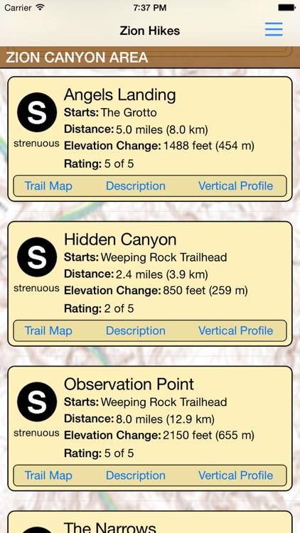 Hiking Utah's National Parks