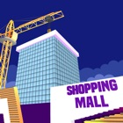 Shopping Mall Construction 3D icon