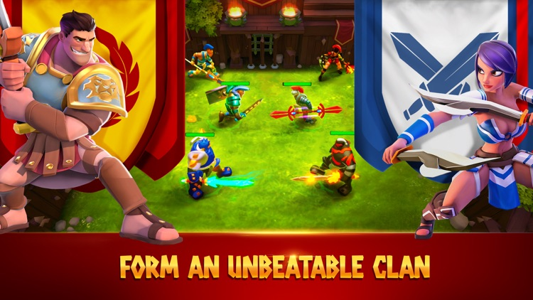 Gladiator Heroes screenshot-0