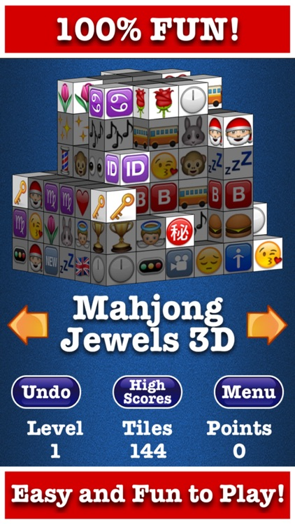 Mahjong Jewels™ 3D