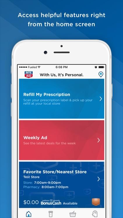 Rite Aid Pharmacy screenshot-0