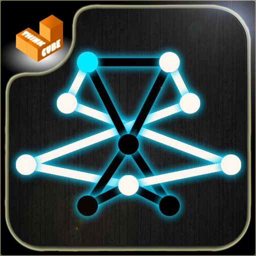 Glow - neon puzzle games