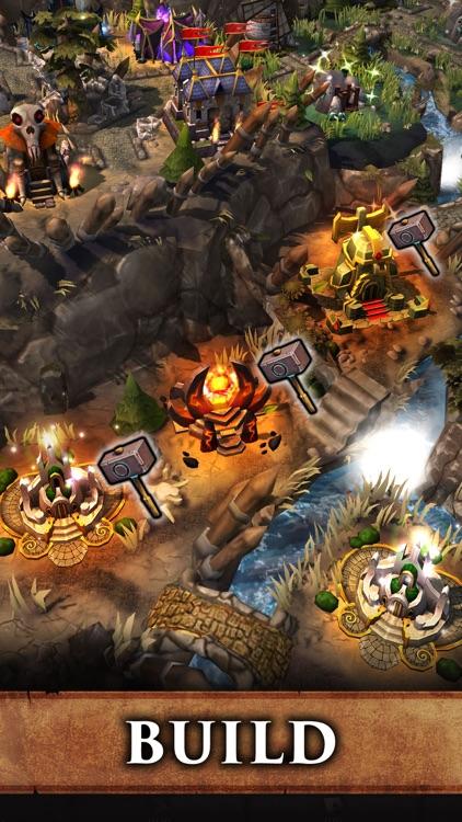 Battle Hordes - Building MMO screenshot-3