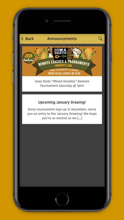 Iowa Darts screenshot-4