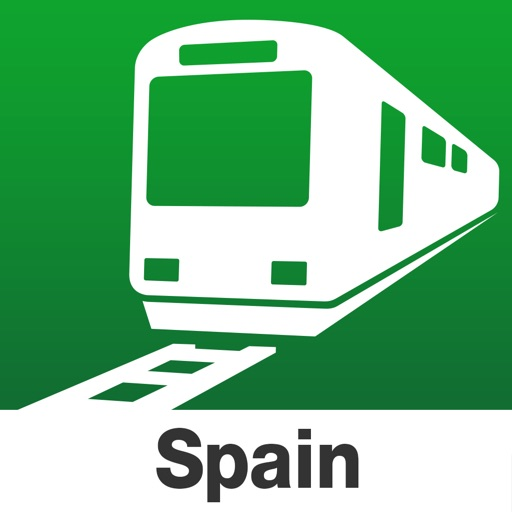 Spain Transit by NAVITIME