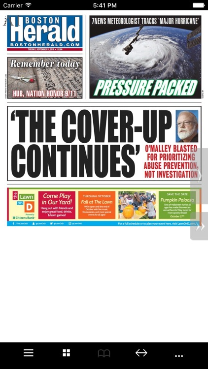 Boston Herald E-Edition