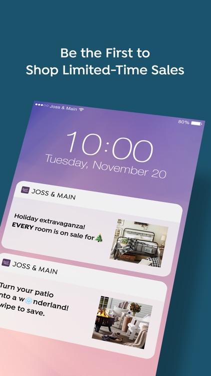 Joss & Main: Furniture + Decor screenshot-3
