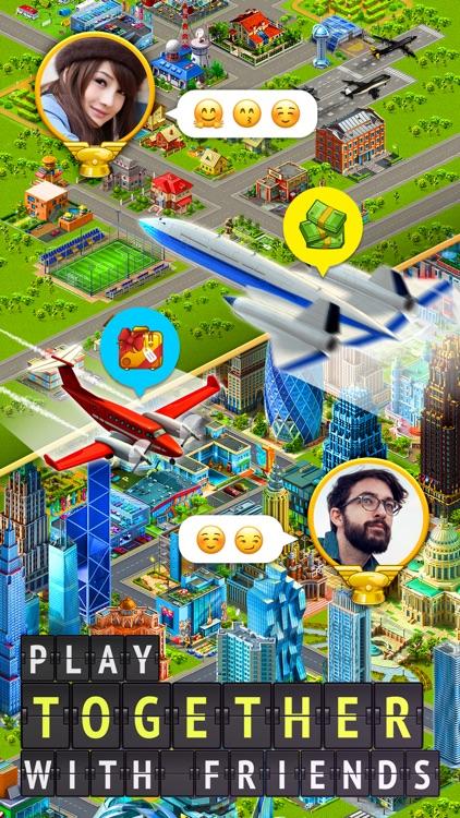 Airport City: Airline Tycoon screenshot-4