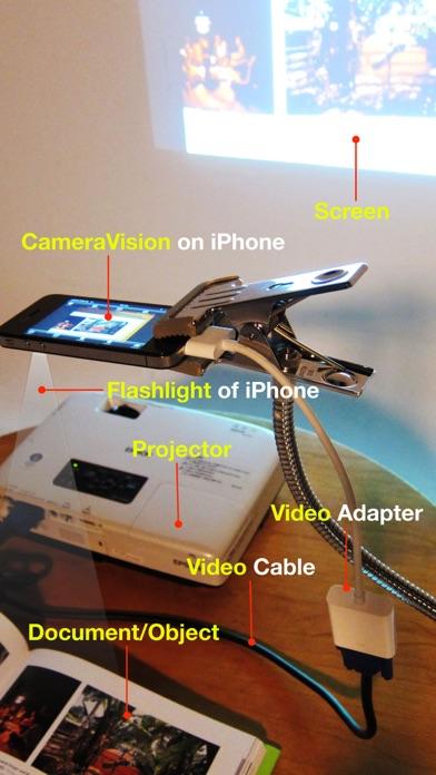CameraVision screenshot1
