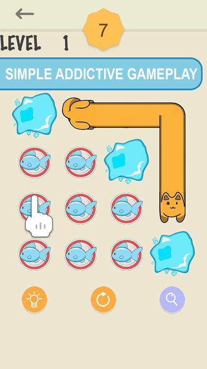 CatLine - One Line Puzzle Cat