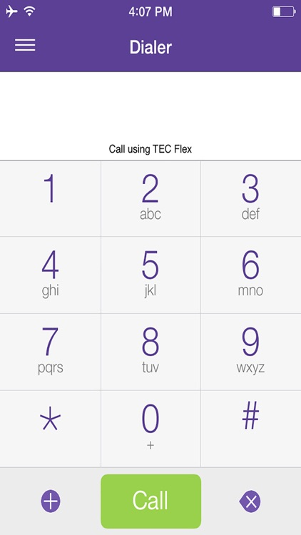 Communicator by TEC Flex screenshot-4