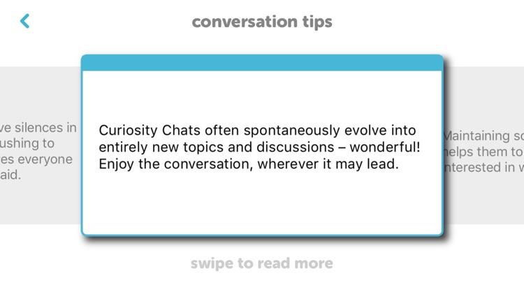 Curiosity Chats screenshot-4
