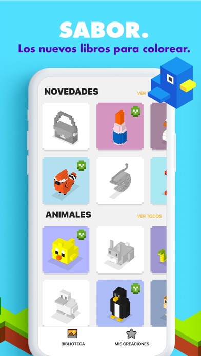 download UNICORN 3D: Juegos de colorear apps 0