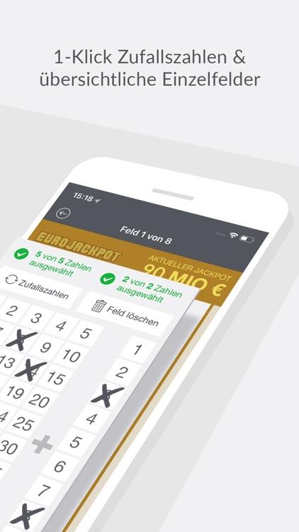 Lotto & EuroJackpot App screenshot-5