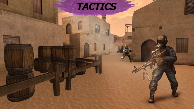 Gangster Strike Wars screenshot-3