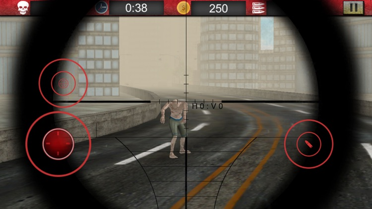 Real Zombie: Sniper Shooting