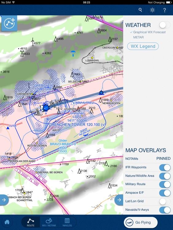 Jeppesen Mobile FliteDeck VFR