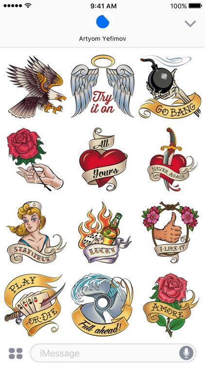 Sailor's Stickers