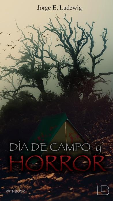 Día de campo y Horror PATHBOOK screenshot 1